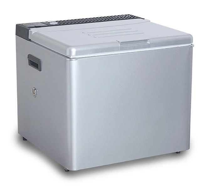 Portable Fast Cooling Low Power Silent Camping Absorption Fridge , 3 Way Gas Fridge CE Certificated