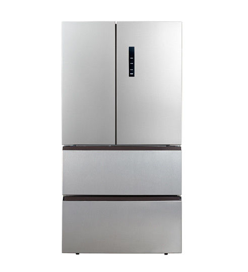 Four Doors French Fridge Freezer 452L Capacity With Energy Saving Mode