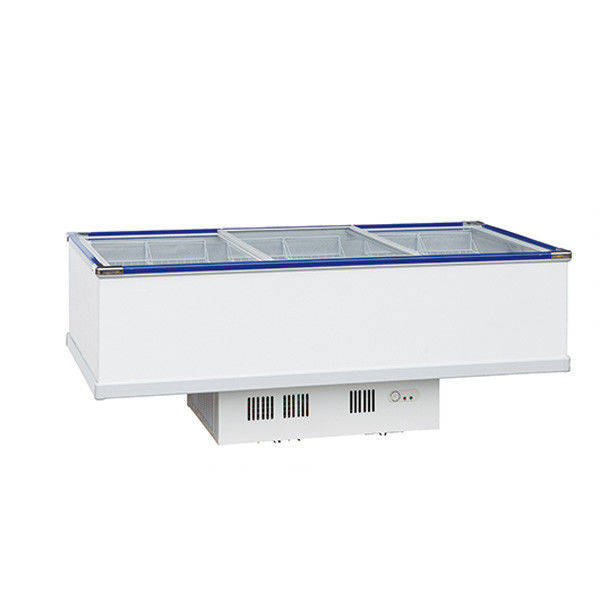 835L Commercial Chest Freezer Low Energy Consumption For Meat / Seafood