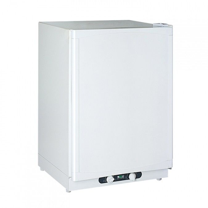 100L Upright 3-way power supply - AC,DC,Gas Absorption Refrigerator With Long Life Expectancy