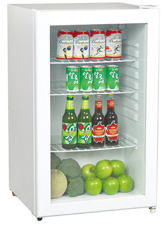 Multi Saving Energy Beverage Cooler Refrigerator For Restaurant 130L